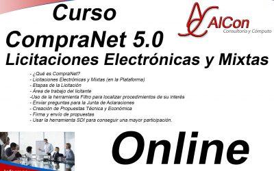 Curso Online CompraNet 5.0