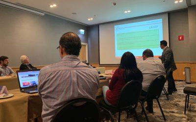 Desarrollo del Curso de CompraNet 5.0, Ciudad de México